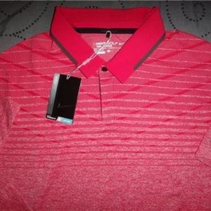 NIKE GOLF TOUR PREMIUM POLO SHIRT SIZE L $100.00